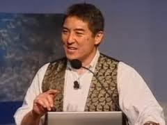 Guy Kawasaki speaking at the San Francisco Writers Conference,